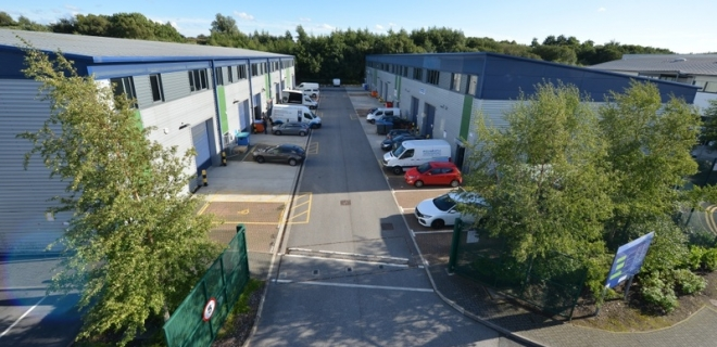Irlam Business Centre  - Industrial Unit To Let - Irlam Business Centre, Manchester