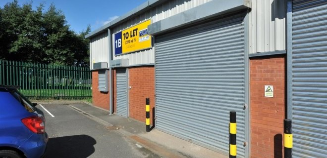 South Hetton Industrial Estate County Durham Industrial Units To let (5)