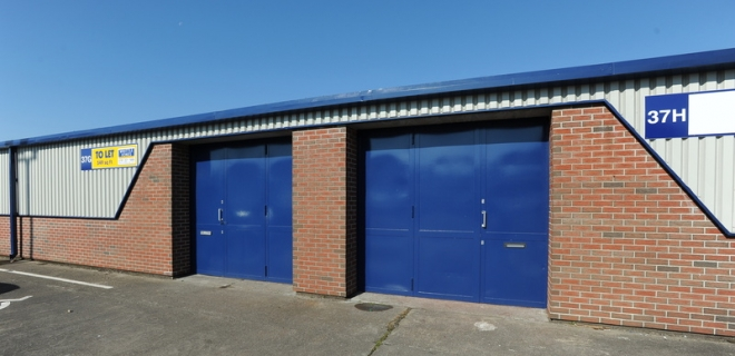 Industrial Unit To Let Bede Industrial Estate