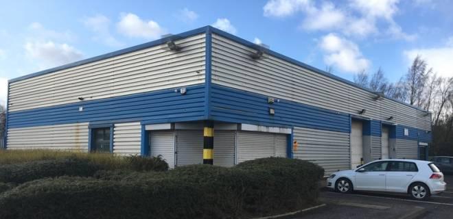 Whistleberry Park - Industrial Units To Let Hamilton (3)
