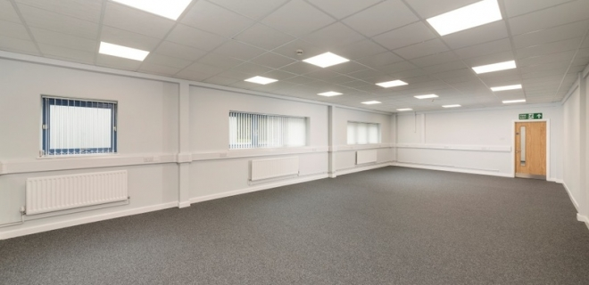 Industrial Unit - Regents Drive Industrial Estate, Prudhoe