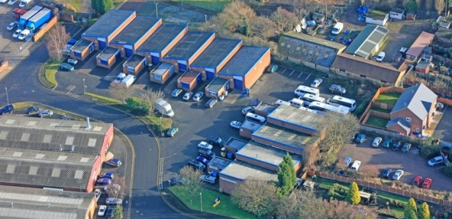 Industrial Unit - Two Woods Trading Estate, Brierley Hill