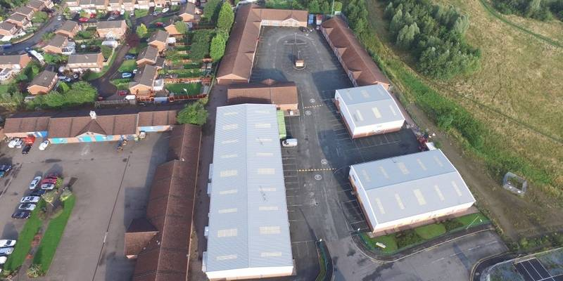Industrial Unit - Golborne Industrial Estate, Wigan