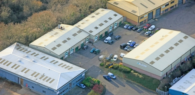 Industrial Unit To Let - Barrington Court, Brackley