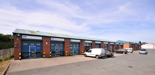 Industrial Unit - Brook Street Business Centre, Tipton