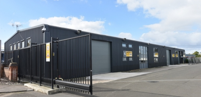 Montford Enterprise Centre - Units 6-7
