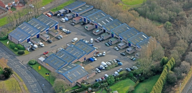 Industrial Unit - Tile Cross Trading Estate, Marston Green
