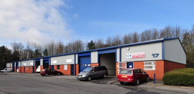 Number One Industrial Estate - Medomsley Workshops