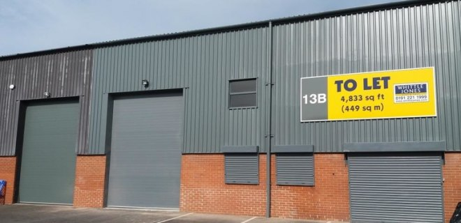 Tanfield Lea (North) Industrial Estate - Unit 13B