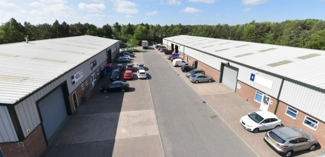 NEP Business Park Unit 5 - Industrial Units To Let Washington (5)