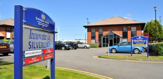 Office Unit To Let- Silverlink Business Park, Wallsend