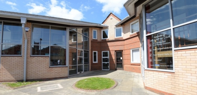 Office Unit - Balfour Court, Leyland