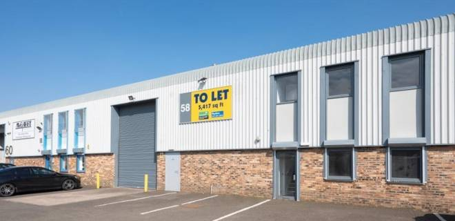 Canyon Road - Unit 58  - Industrial Unit To Let - Canyon Road, Excelsior Park, Wishaw