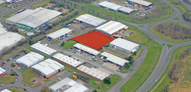 Industrial Unit To Let - Nelson Park Industrial Estate, Cramlington