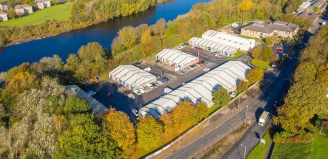 Industrial Unit To Let- Lake Enterprise Park, Lancaster