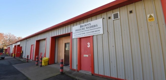 Lochside Industrial estate Units To let Dumfries (2)