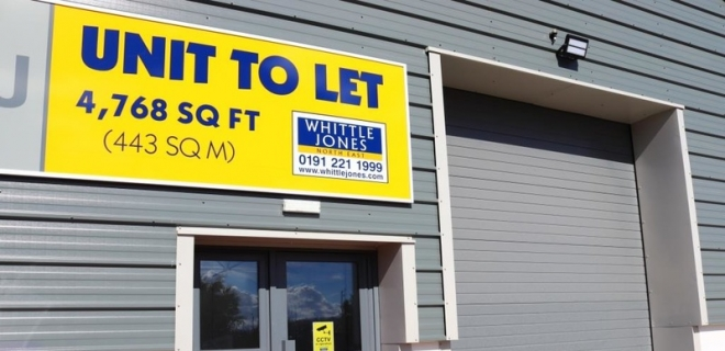 West Chirton (South) Industrial Estate North Shields New Units To Let (3)
