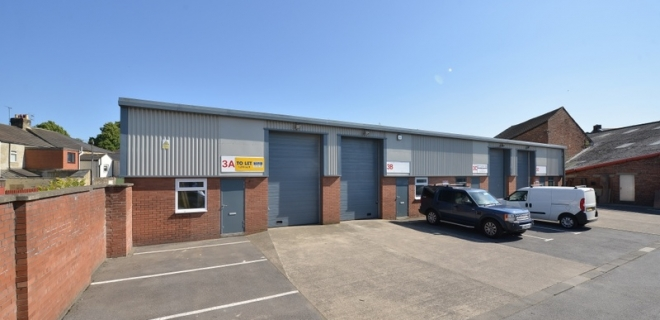 Industrial  Unit To Let -  Laurel Way Industrial Estate, Bishop Auckland