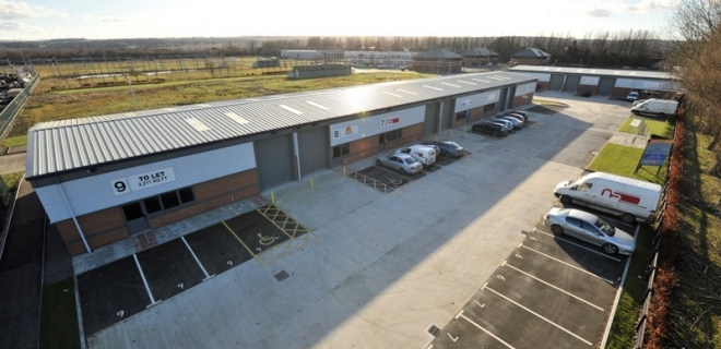 Grange Court  - Industrial Unit To Let - Grange Court, Grangemouth