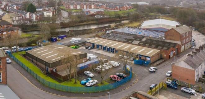 Moorings Close Industrial Estate - Units To Let (1)