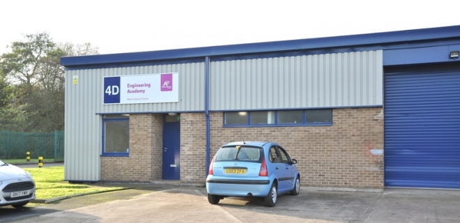 Industrial Unit - East Ord Industrial Estate, Berwick on Tweed