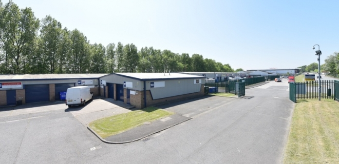 Industrial Unit To Let - Riverside Road Industrial Estate, Sunderland