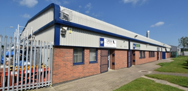 Industrial Unit - Sedgeletch Industrial Estate, Houghton Le Spring