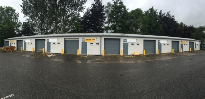 Industrial Unit To Let - Lake Enterprise Park, Scunthorpe