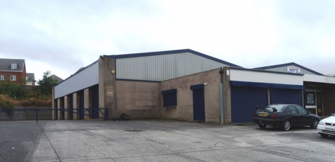 Industrial Unit - Federation Road Trading Estate - Stoke on Trent
