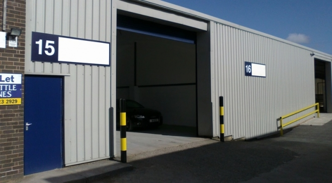 Bentley Lane - Unit 15  - Industrial Unit To Let - Bentley Lane Industrial Estate, Walsall