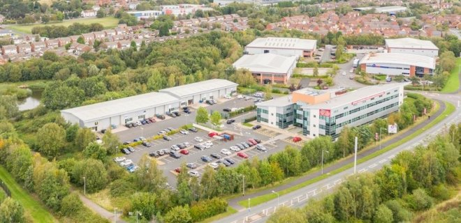 Centrix at Keys - Serviced Offices To Let Cannock (4)