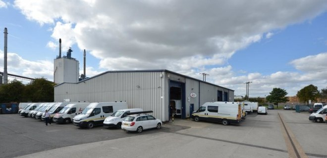 Lake Enterprise Park Doncaster - Industrial Units To let (4)