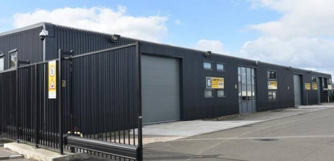 Industrial Unit To Let- Montford Enterprise Centre, Salford