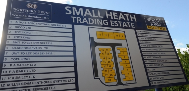 Industrial Unit - Small Heath Trading Estate, Small Heath