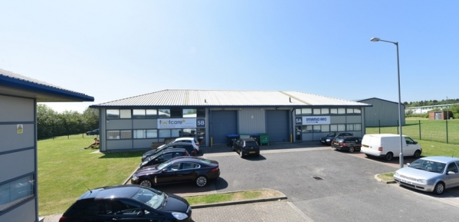Seaham Grange Industrial Estate  - Industrial Unit To Let - Seaham Grange Industrial Estate, Seaham Grange