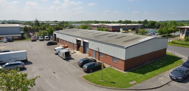 Industrial Unit - Todwick Road, Dinnington
