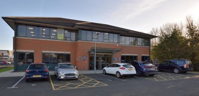 Earls Court Grangemouth Offices To Let (3)