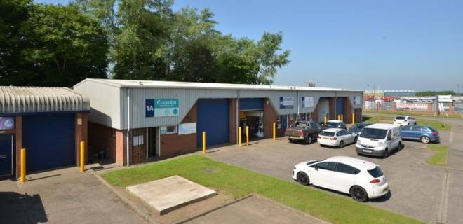 Sandtoft Industrial Estate  - Industrial Unit To Let - Sandtoft Industrial Estate, Doncaster