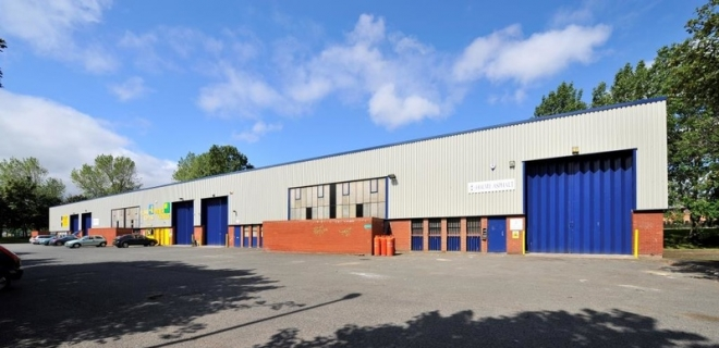 Buddle Industrial Estate - Units To Let Wallsend (5)