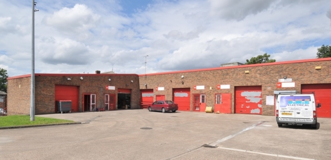 Industrial Unit - Cliff Street, Mexborough