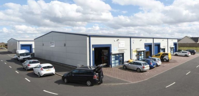 Eliburn Industrial Estate Livingston Industrial Units To Let (5)