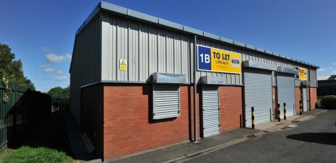 South Hetton Industrial Estate County Durham Industrial Units To let (6)