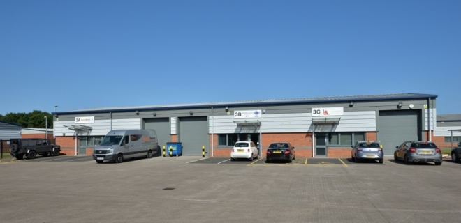 Nelson Park Industrial Estate - Poplar Court  - Industrial Units