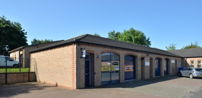 Industrial Unit To Let - Pegswood Industrial Estate, Pegswood