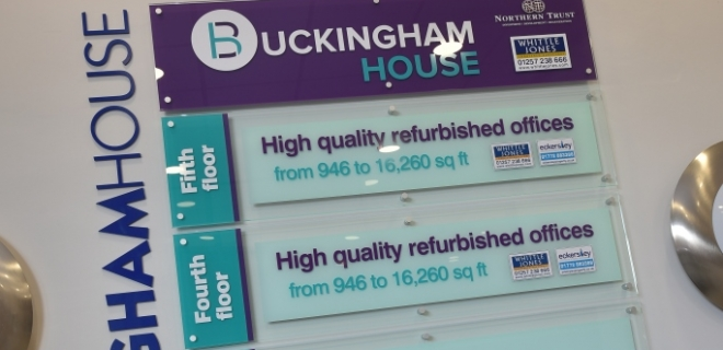 Office Unit - Buckingham House, Preston
