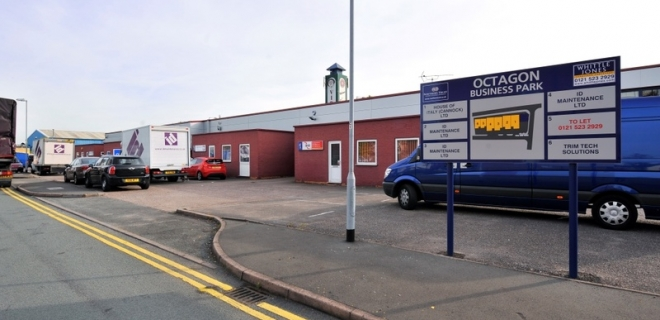 Octagon Business Park  - Industrial Unit To Let - Octagon Business Park, Cannock