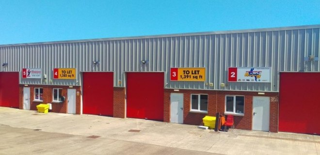 One Firth Road  - Industrial Unit To Let - Firth Road, Livingston
