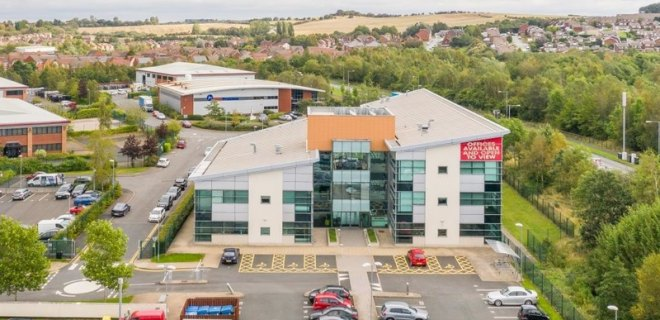 Centrix at Keys - Serviced Offices To Let Cannock (3)