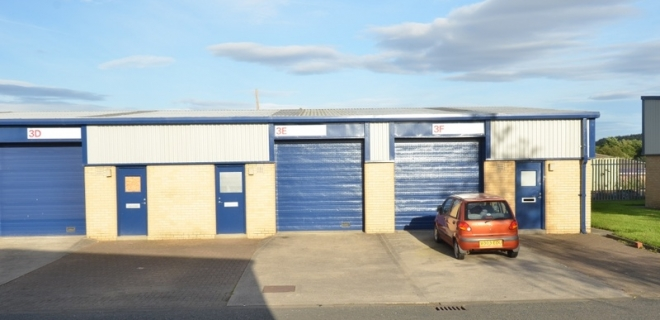Industrial Unit - Riverside Industrial Estate, Langley Park
