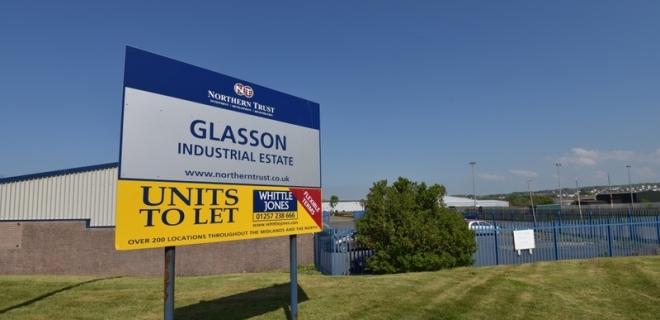 Industrial Unit To Let - Glasson Industrial Estate, Marypor